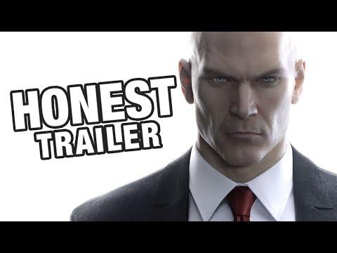 watch HITMAN (Honest Game Trailers)