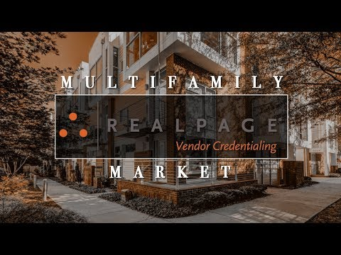 U.S. multifamily outlook via RealPage
