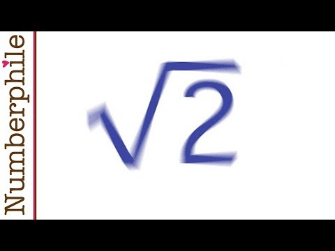 Root 2 - Numberphile