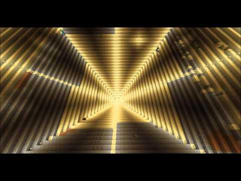 Minecraft - Pyramid Build Timelapse