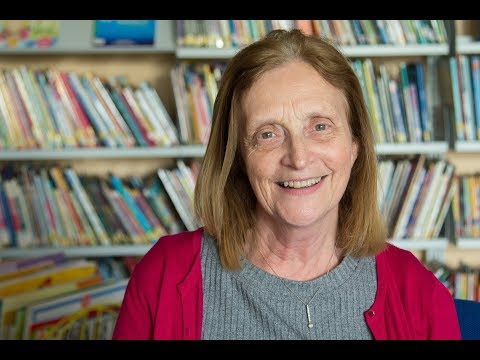 Eileen Littlewood, Forthview Primary - Scottish Book Trust Learning Professional Award 2018