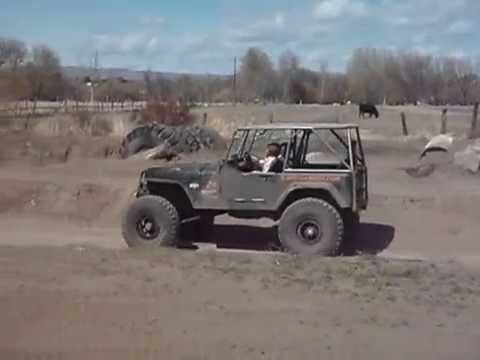 Macy's first Jeep Drive