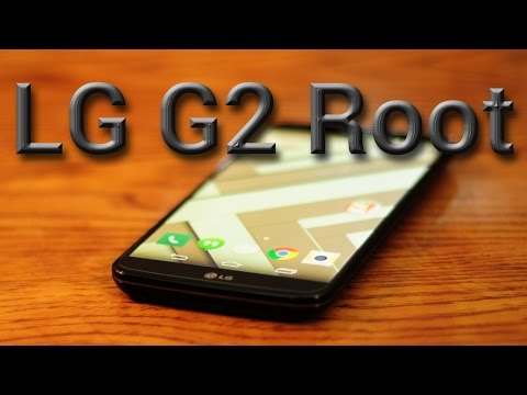 How To: Root LG G2