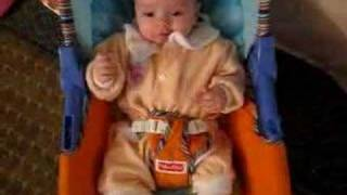 A Funny Libyan Baby