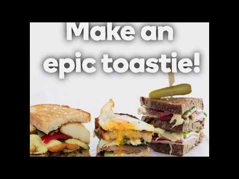 How to make epic toasties with leftovers