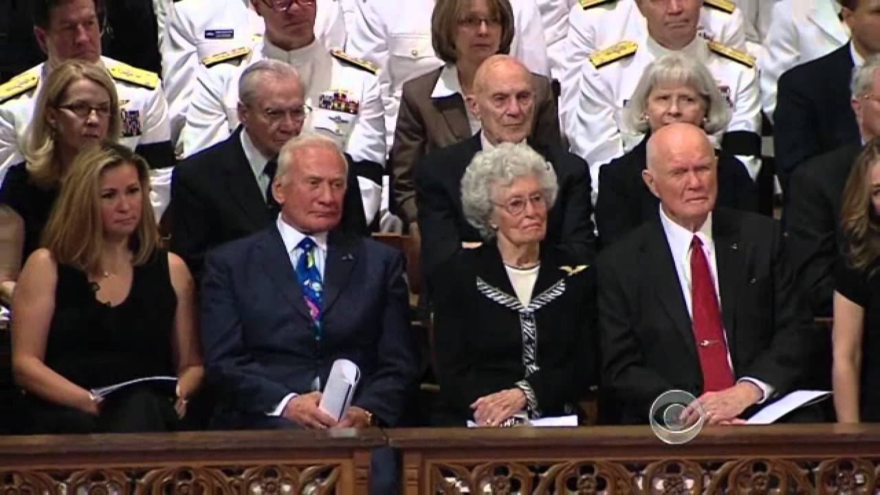 A final farewell to Neil Armstrong