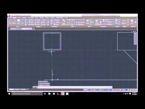 Autocad Area Moment of Inertia Calculation