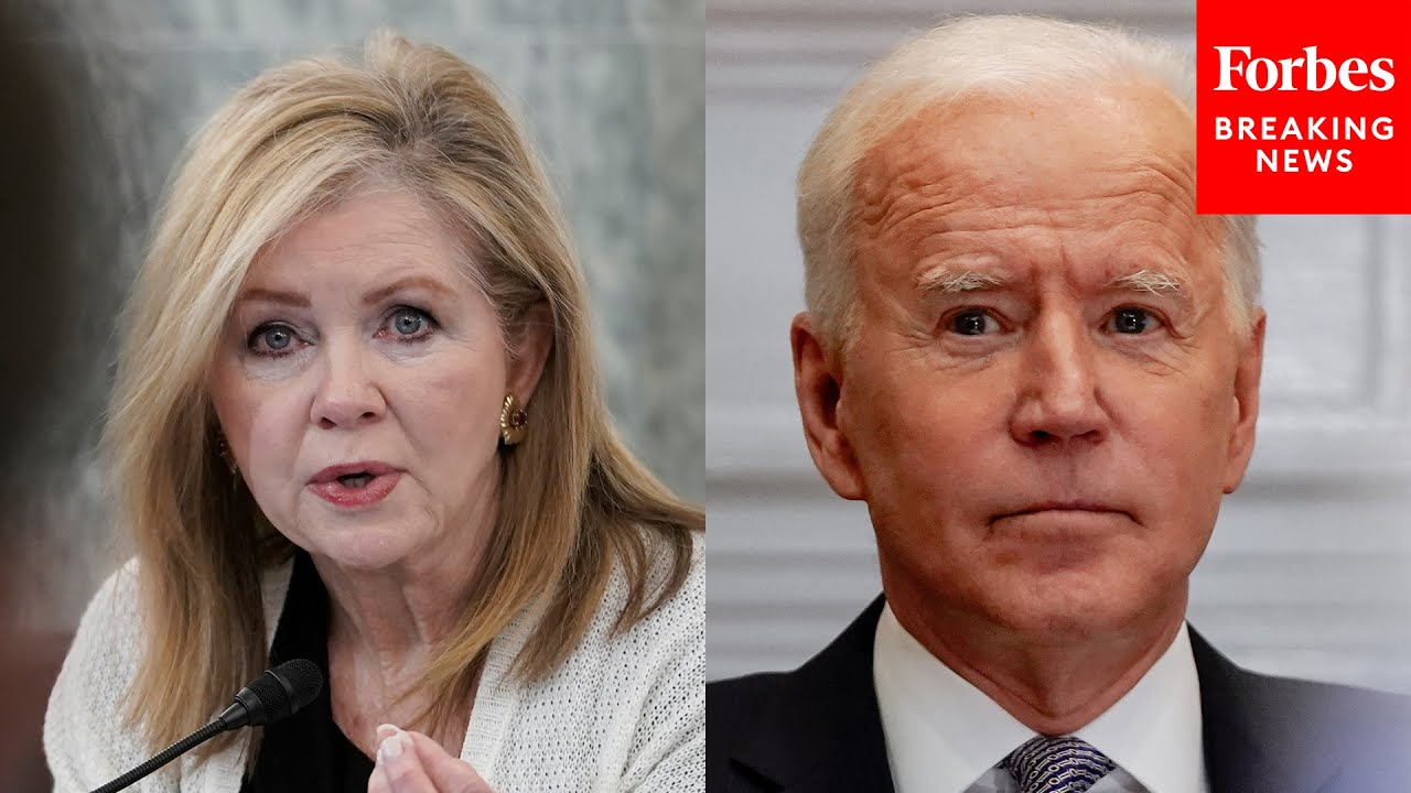 "Blackburn accuses Biden of failing to ""serve this country""; calls infrastructure bill a 'boondoggle'"