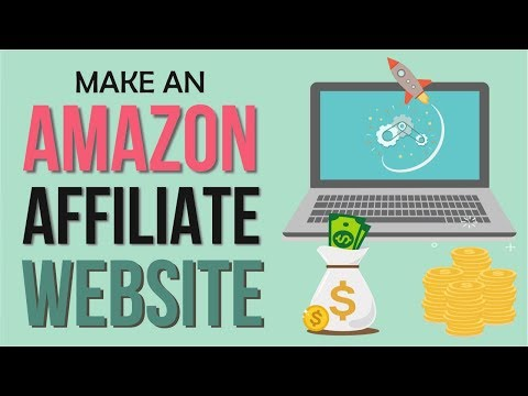 How to make an Amazon Affiliate Website 2017 - With WordPress, WooCommerce and Woozone