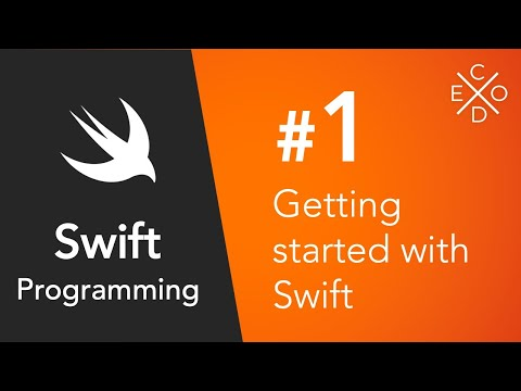Swift 4 Programming #1 - Getting Started with Swift