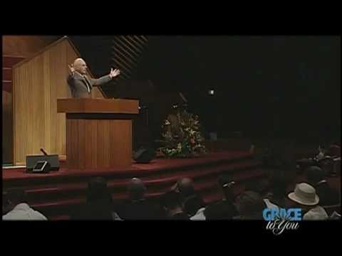 Why We Believe While Others Reject  - John MacArthur (1 Corinthians 1:18-2:16) [CC]