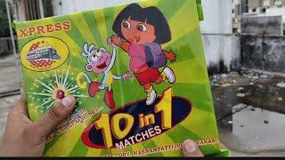 10 in 1 Magic Matchstick | Kids Crackers 2019