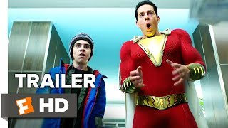 Shazam! Trailer #2 (2019)   Movieclips Trailers