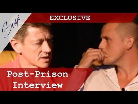 The Post-Prison Interview