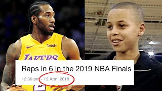 The Most Unbelievable  Predictions In NBA History
