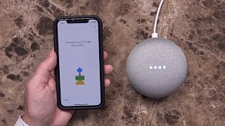 Google Home Mini Unboxing and First Impressions
