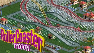 Roller Coaster Tycoon Classic - Bumbly Beach - PakVim net HD