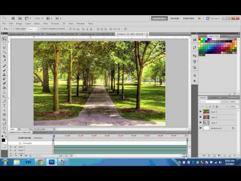 Animated GIF How To - Adobe Photoshop CS5