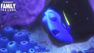 FINDING DORY New Footage | Disney Animated Family Movie