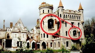 7 ABANDONED MANSIONS with Intriguing Backstories