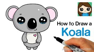 how to draw a cute otter