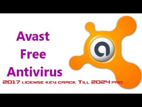 Avast Premier 2017 license key crack Till 2024 pro