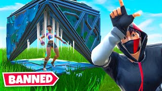 doing this can get you BANNED! (trap cheat)