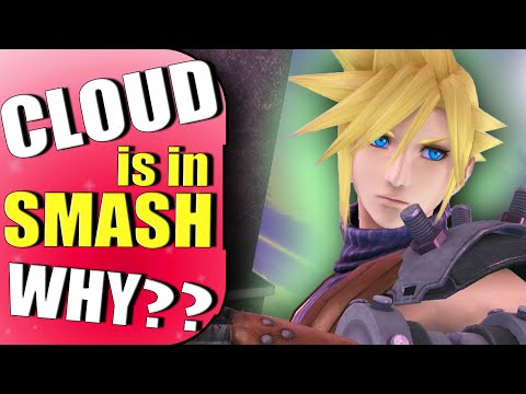 Cloud in Smash Bros.: Ballot Winner? Sales Tool? Why is He Joining? — NWC | Gamnesia
