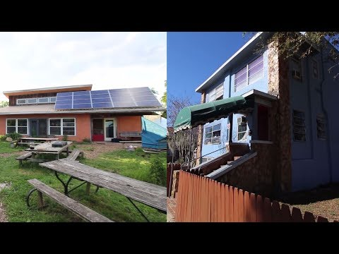 Comparing Two Ecovillages: Dancing Rabbit and St. Pete