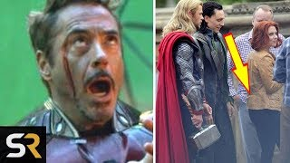 15 Marvel Scenes Disney Deleted For Crossing The Line