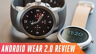Android Wear 2.0 review on LG