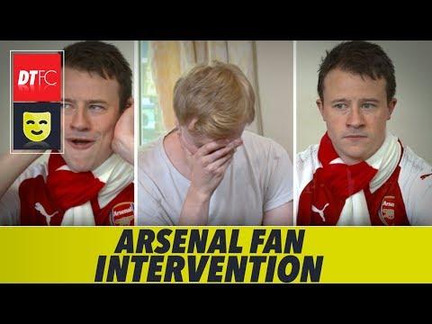 When An Arsenal Fan Needs An Intervention