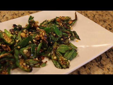 How To Make Stir Fry Fried Okra