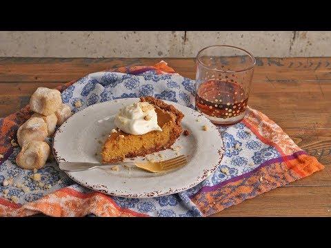 Amaretti Pumpkin Pie Recipe   Episode 1206