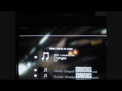 How to get songs from your phone to your ps3, may also work with ps4