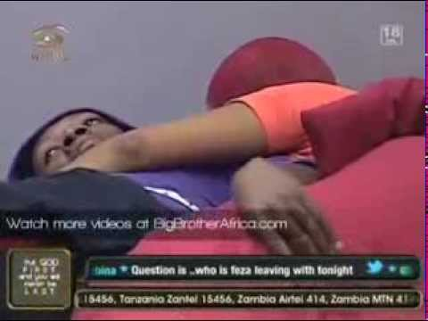 I knew- Big Brother Africa The Chase
