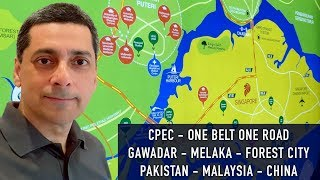 UNDERSTANDING CPEC AND ONE BELT ONE ROAD - FAISAL QURESHI VLOG 380