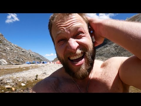 Damn That Was COLD! (Ultimate Expedition Episode 3)