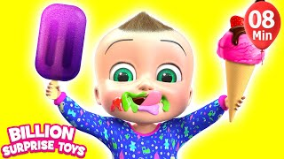 Ice Cream Fantasy Land   + More BST Songs and Nursery Rhymes for Kids