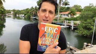Author Pablo Cartaya & The Epic Fail of Arturo Zamora