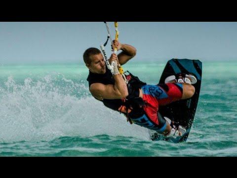 How to kitesurf: Darkslide