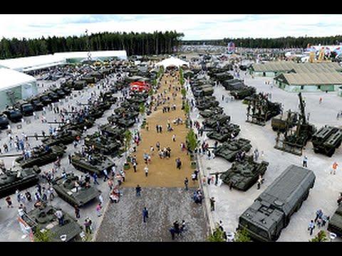 Patriot Park: Russia's Military Disneyland