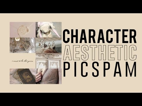 Character Aesthetic Picspam Tutorial