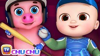 This Little Piggy - ChuChu TV 3D Nursery Rhymes & Kids Songs