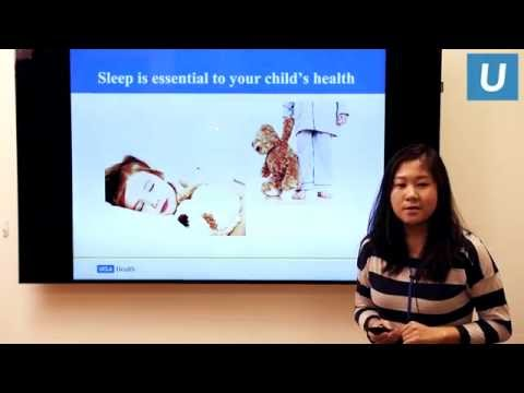 A Good Night's Slumber: Tips for Healthy Sleep Habits in Children | UCLAMDCHAT Webinars