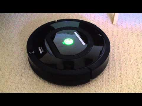 Roomba Error 9 - Model 770
