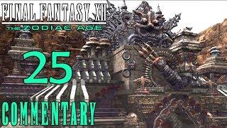 Final Fantasy XII The Zodiac Age Walkthrough Part 25 - Raithwall Tomb Arrival (PS4 Gameplay)