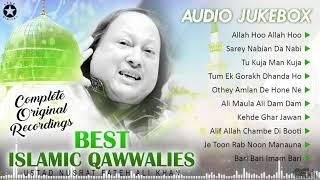 BEST ISLAMIC QAWWALIES (Complete Original) Jukebox | Nusrat Fateh Ali Khan | OSA Worldwide