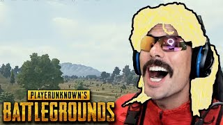 Doc will go BLONDE for $5,000 and Funny Moments on PUBG!