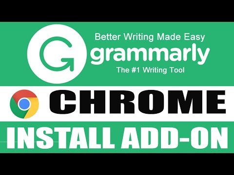 Grammarly Chrome Extension - Write Perfect Emails  Wordpress Article  Facebook Post 2017